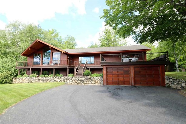 Contemporary, Single Family - Randolph, NH (photo 1)