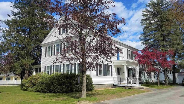 Antique,Colonial,Federal,Historic Vintage,Multi-Family,w/Addition,Walkout Lower Level - Single Family