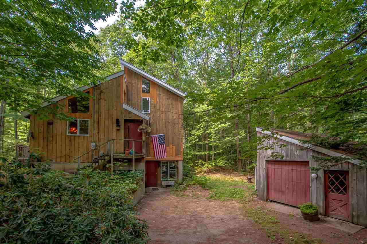 Contemporary,Saltbox, Single Family - Conway, NH