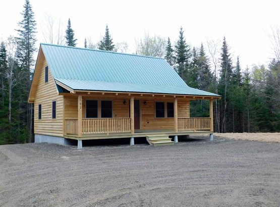 Cabin,Cape,Chalet,Cottage/Camp,Modern Architecture,Top Floor,Walkout Lower Level - Single Family (photo 1)