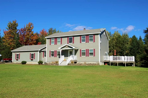 Colonial, Single Family - Gorham, NH (photo 1)