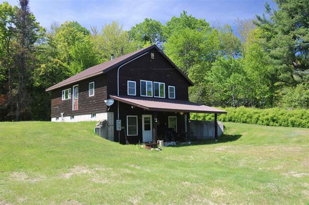 Ranch,Walkout Lower Level, Single Family - Wentworths Location, NH (photo 1)