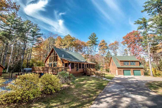 Chalet,Log, Single Family - Conway, NH (photo 1)