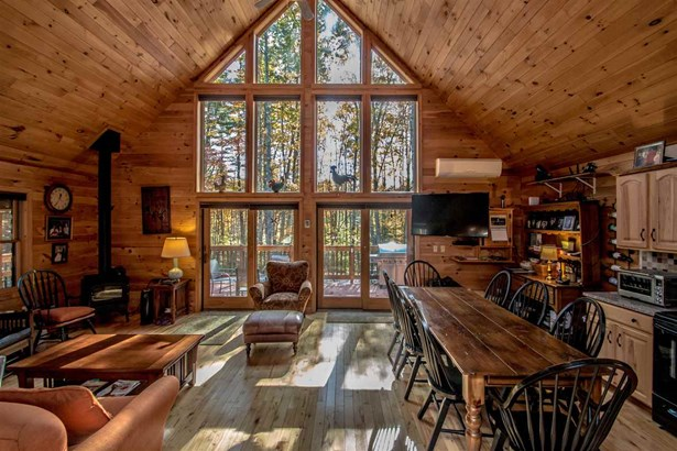 Chalet,Log, Single Family - Conway, NH (photo 3)