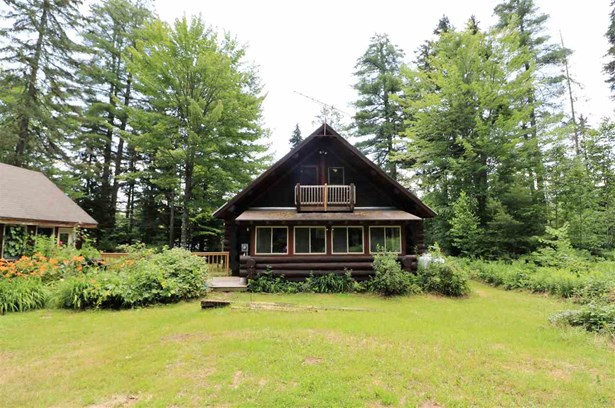 Log, Single Family - Errol, NH (photo 1)