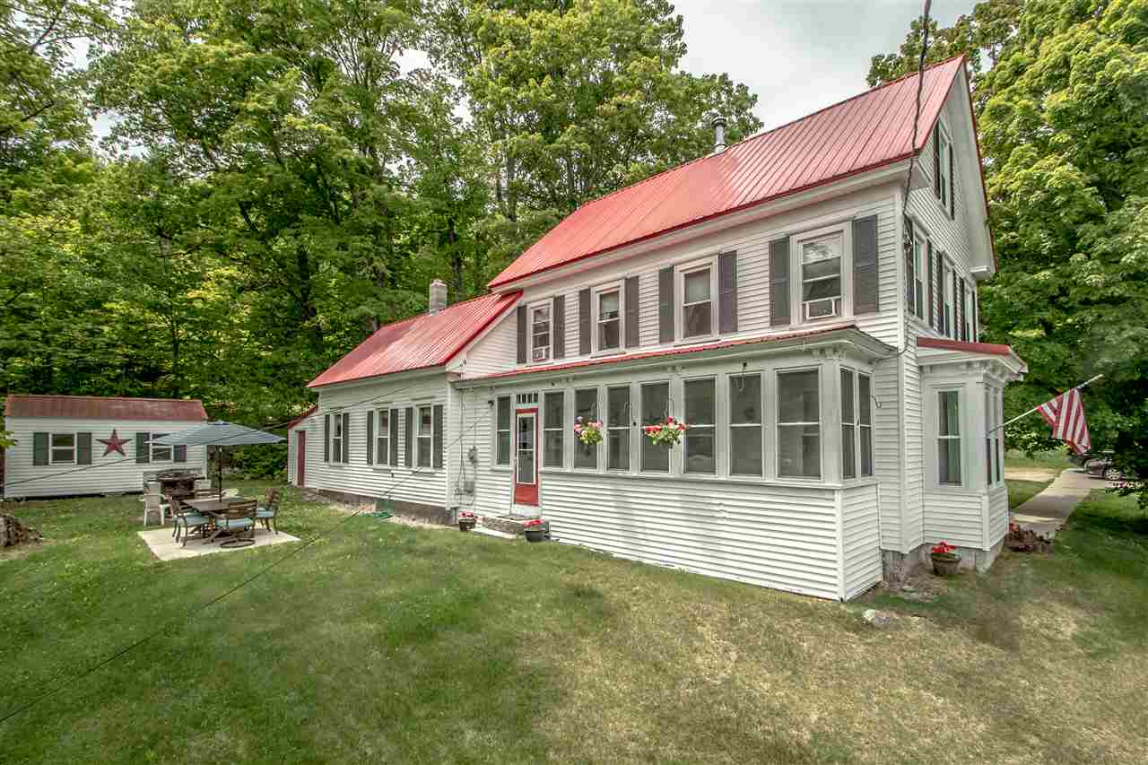 Farmhouse, Single Family - Freedom, NH (photo 1)