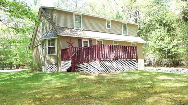 Capecod,Colonial,Two Story, Single Family - Eldred, NY