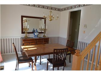 Dining Room with lots of sunshine (photo 5)