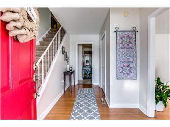 Foyer w/ great coat closet (photo 3)