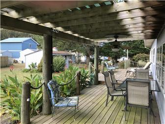Expansive & Inviting Front Deck (photo 3)