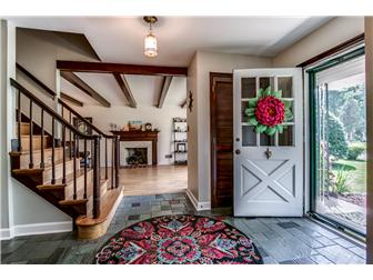 Spacious entryway welcomes you home.  (photo 2)