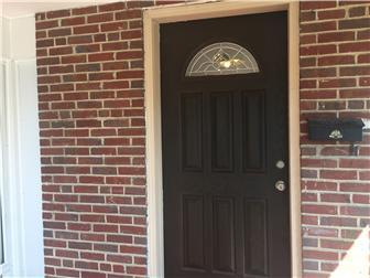 New front door (photo 2)