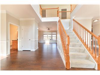 2 story Foyer with engineered hardwoods main level (photo 3)