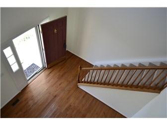 Two-Story Foyer with Hardwood Flooring (photo 3)