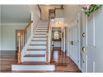 Grand Two-Story Entrance Foyer (photo 2)