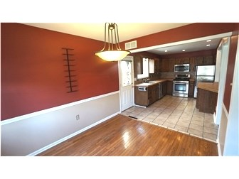 Open Floor Plan Dining & Kitchen (photo 2)