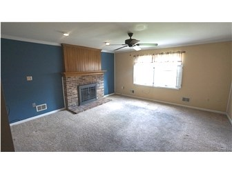 Fireplace in Large Family Room (photo 5)