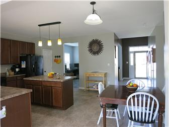 Kitchen with upgraded sunroom addition (photo 4)