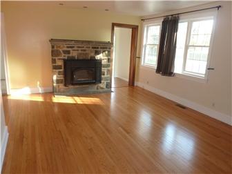 Living room - beautiful hardwood floors (photo 4)