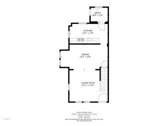 Main level floor plan (photo 4)