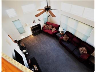 Family Room View from Upper Level (photo 3)