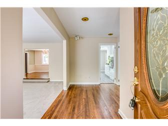 Foyer with Hardwood Floors and Recessed Lighting (photo 2)
