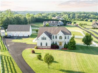 Stately Colonial w/ Attached and Detached Garages