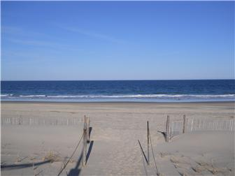 Gorgeous beach just steps from unit! (photo 1)