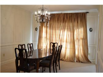 Formal Dining Room w Wainscoating (photo 5)