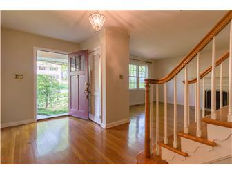 Gorgeous hardwoods extend throughout the home (photo 4)