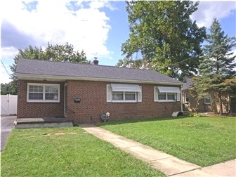 Brick Ranch w/updated roof & windows