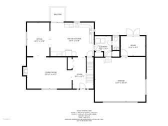 Main level floor plans (photo 5)