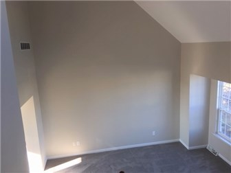 Living Room with Vaulted Ceiling (photo 4)