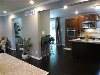 Opens to dining room and kitchen (photo 4)