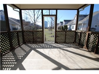 screened in back porch (photo 3)