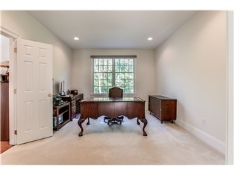 Private 1st floor office with French doors (photo 5)