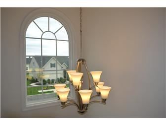 Two Story Foyer with Lovely Window (photo 4)