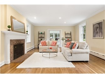 Great Room with Firepace (photo 4)
