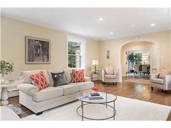 Great Room with Hardwood Floors (photo 5)