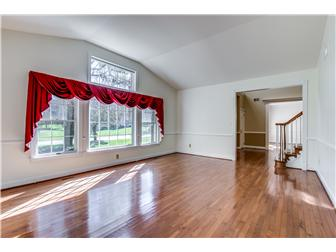 Formal Living Room with 11' Ceiling (photo 3)