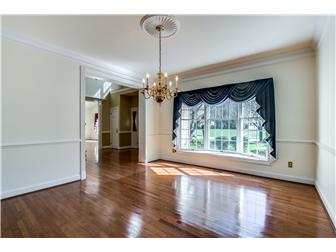 Formal Dining Room with Bay Window (photo 4)