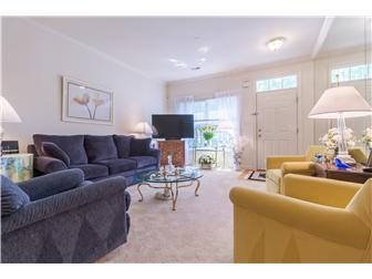 Bright living room with lots of natural light (photo 4)