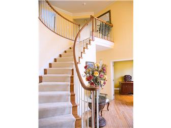 Hardwoods extend throughout most of main level. (photo 3)