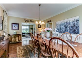 Formal Dining Room with Hardwood Flooring (photo 5)