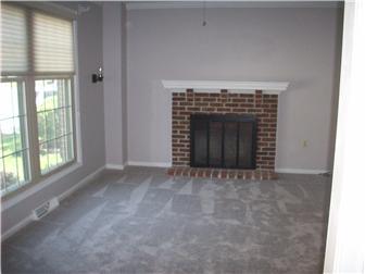 Family Room Fireplace, New Carpet, Fresh Paint (photo 3)