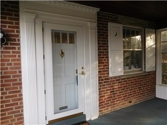 Original shutters on Enclosed Porch Entry (photo 3)