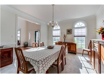 Spacious formal dining room (photo 4)