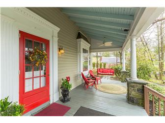 Charming Covered Front Porch (photo 2)
