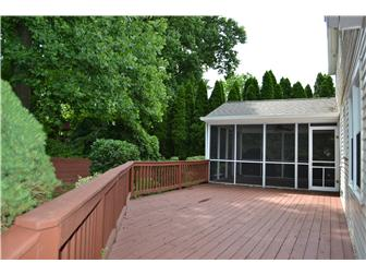 Large Deck and Screened porch (photo 3)