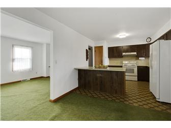 Living room flows to dining room. (photo 4)